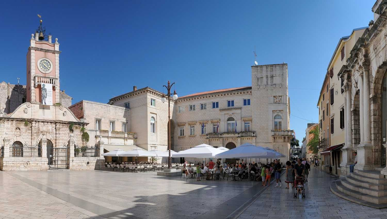 Zadar Luxury Apartments in Old Town to rent